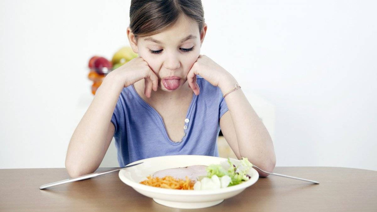 Picky eaters may have psychological problems, according to health study