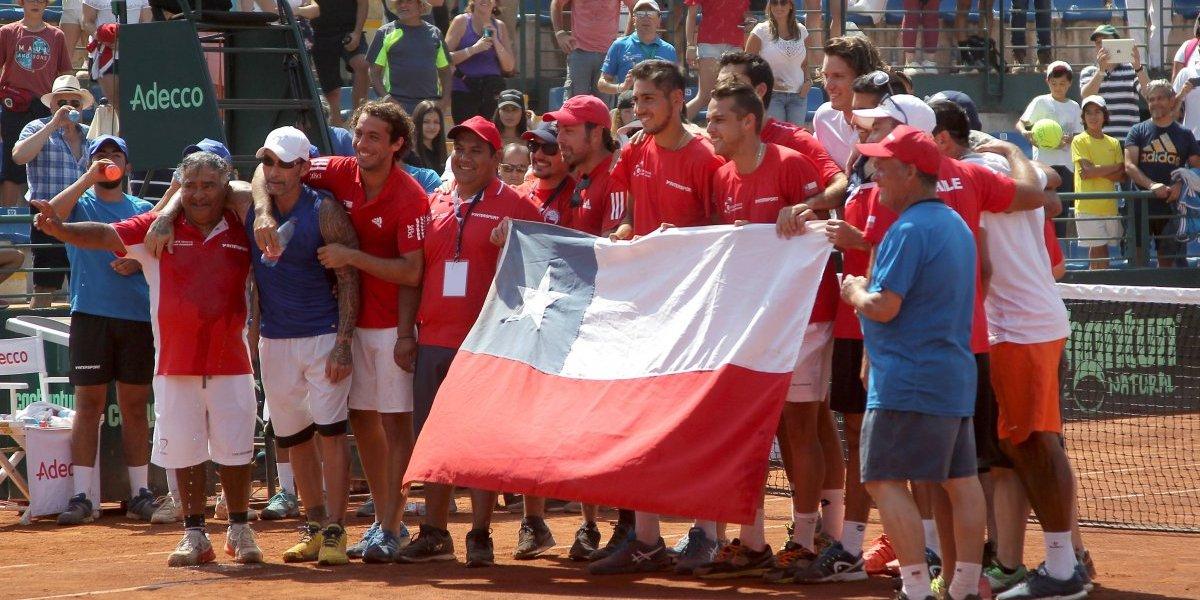 Argentina recibirá a Chile por Copa Davis en un estadio techado de San Juan