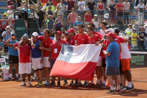 Equipo chileno de Copa Davis