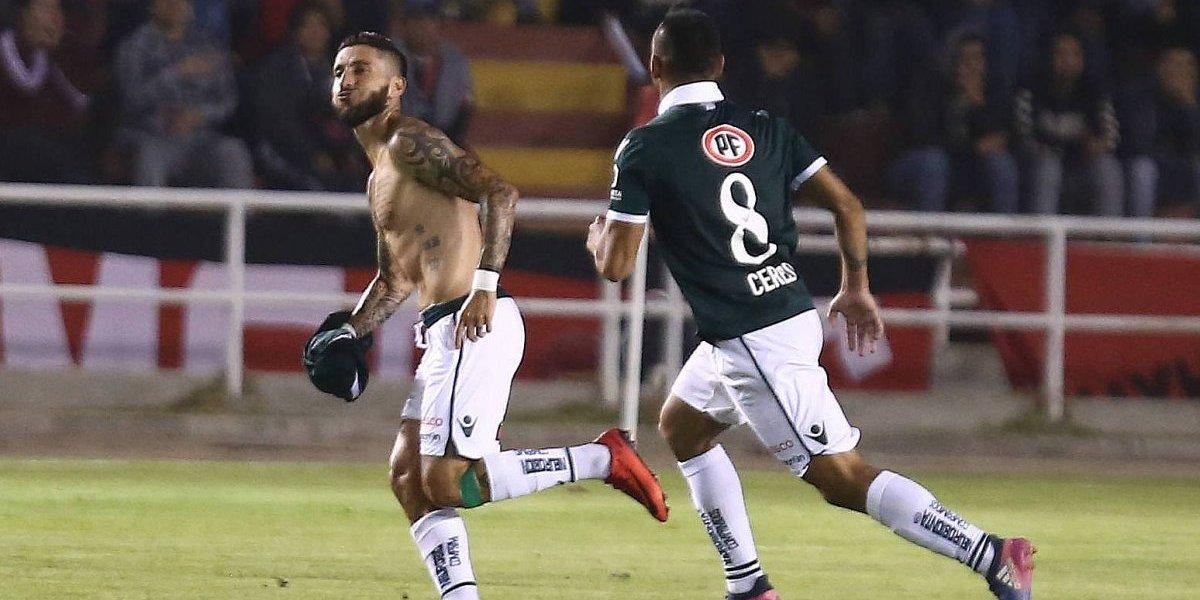 Wanderers quiere terminar la maldición de Playa Ancha recibiendo a Santa Fe por la Libertadores