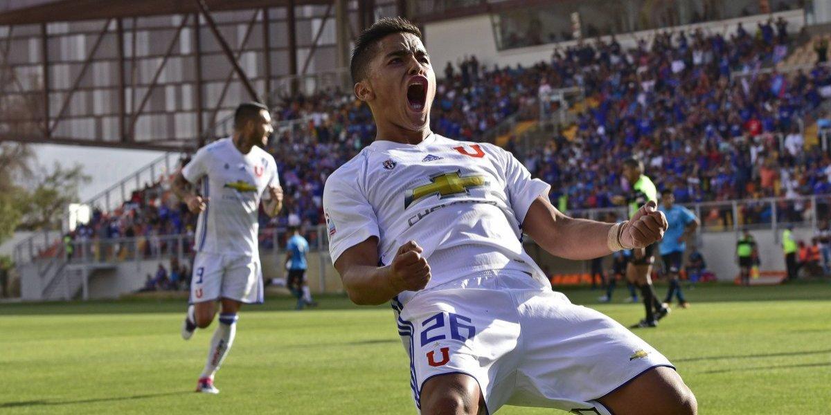 """Nicolás Guerra no se achica: """"Si juego será por mis méritos y no por la regla del Sub 20"""""""