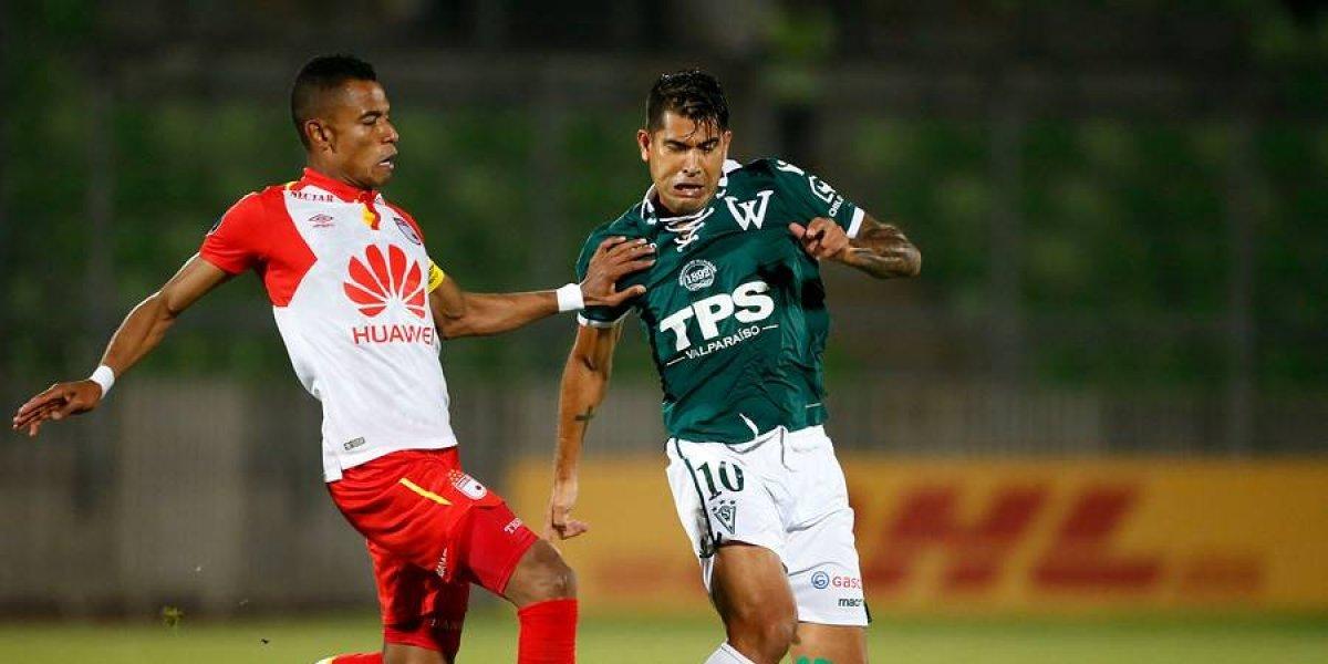 Minuto a minuto: Santiago Wanderers enfrenta a Independiente Santa Fe por la Libertadores