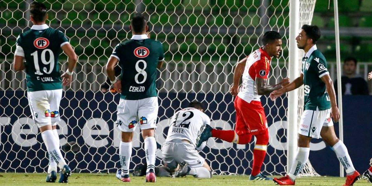 Wanderers sufrió un duro revés en Valparaíso y se complica para avanzar la fase grupal de la Libertadores