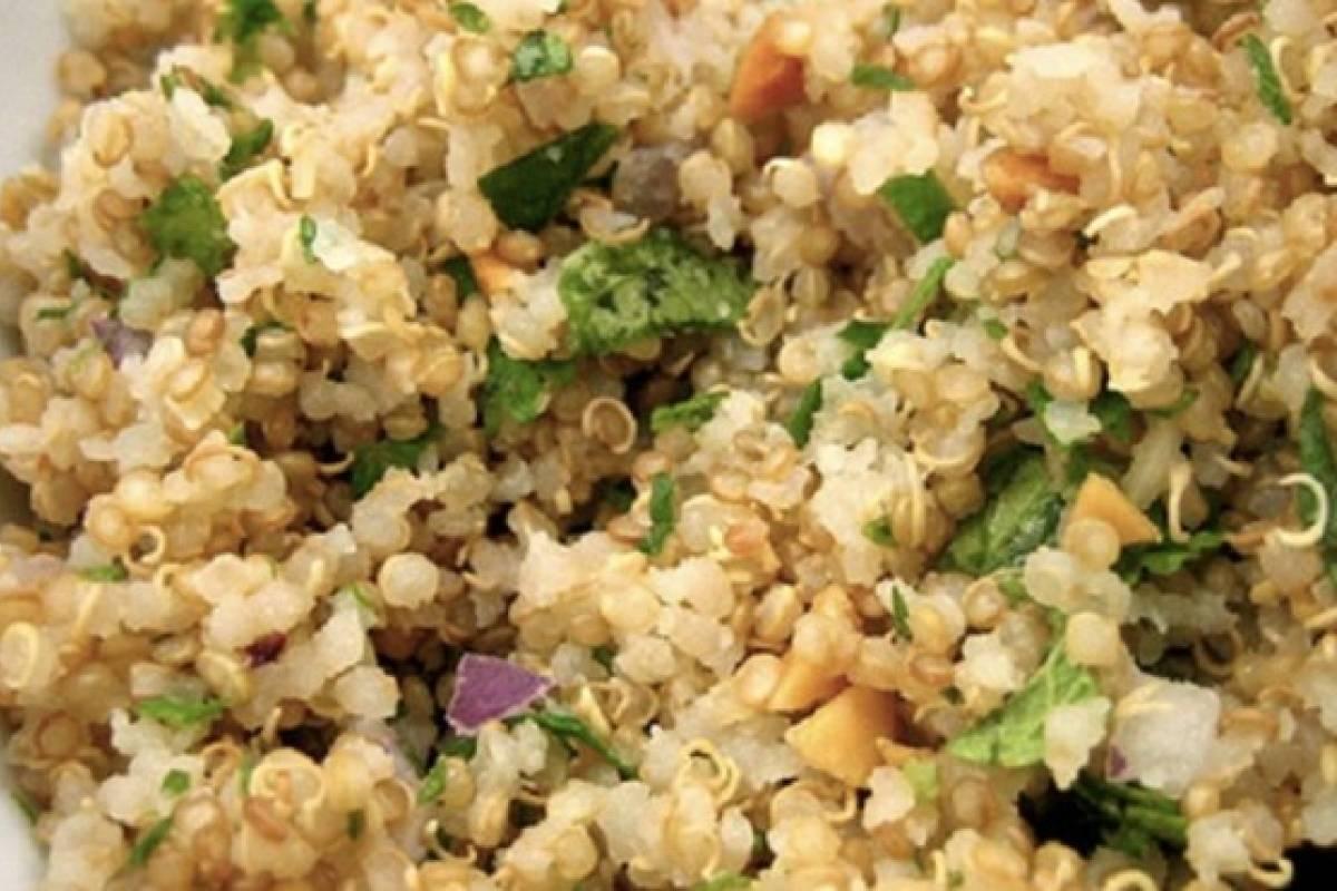 C mo cocinar la qu noa sabros a nueva mujer for Como cocinar quinoa