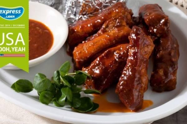 Costillas De Cerdo En Salsa Barbecue La Receta Express De