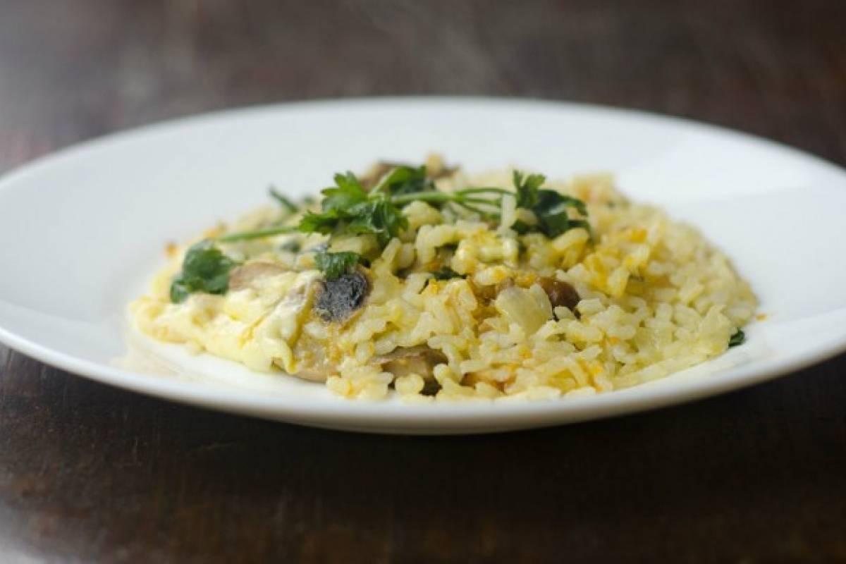 C mo preparar un risotto falso de calamares sabros a for Como cocinar risotto