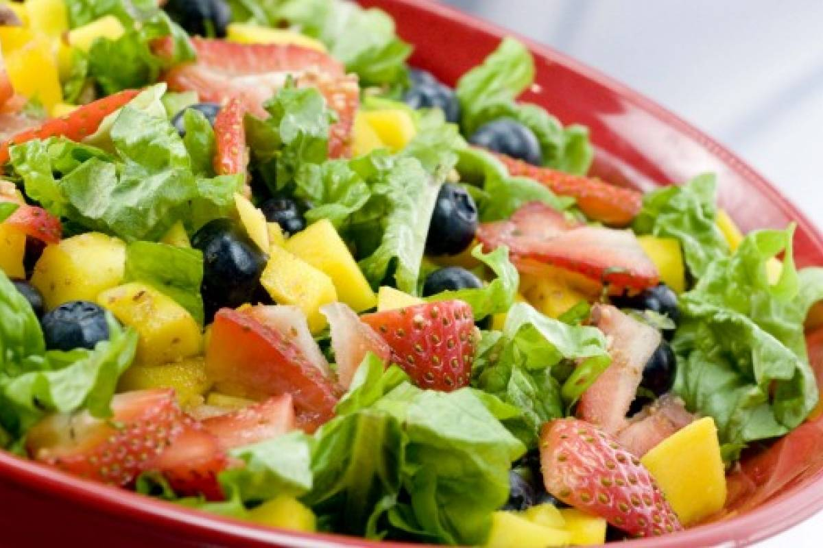 Tips para cocinar ensaladas sabros a nueva mujer - Como cocinar judias verdes frescas ...