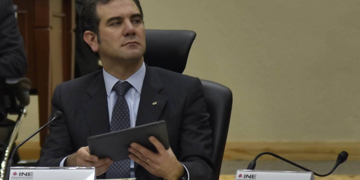 No hay un convenio oculto entre Facebook y el INE: Lorenzo Córdova