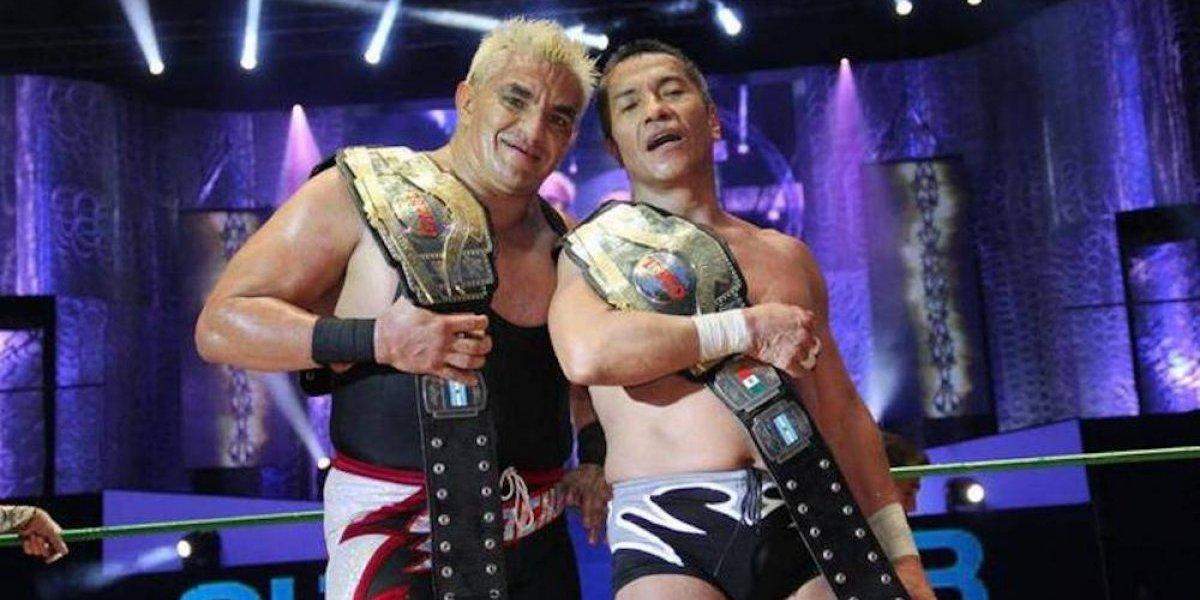 CMLL desconoce a Shocker y Negro Casas como campeones y lanza nueva convocatoria