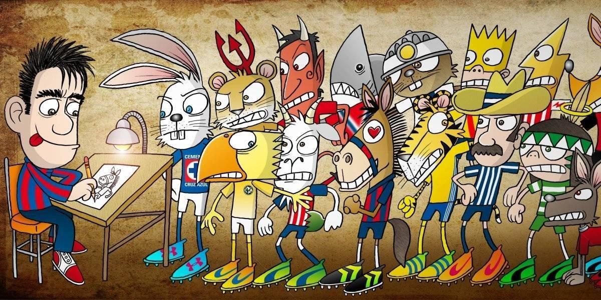 Concachampions con sabor a Clásico en #ElHumorDeTerrazas