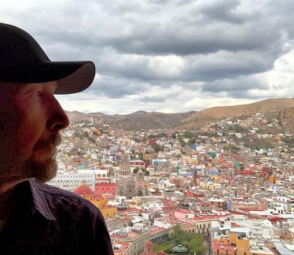 The Edge pasea por Guanajuato