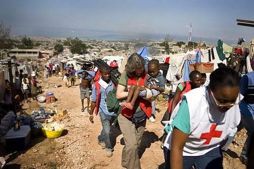 Haiti Earthquake 2010