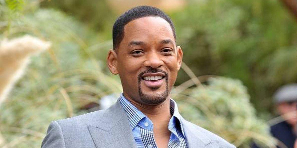 """Disney estrenó tráiler de """"Aladdin"""" con Will Smith como el Genio azul"""
