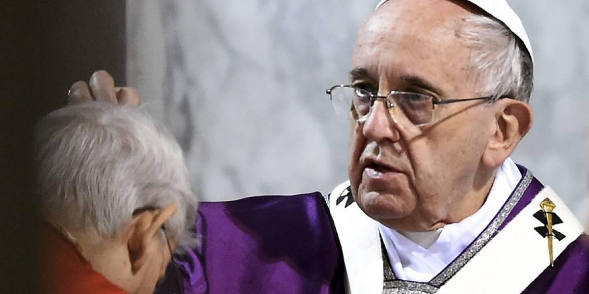 Miércoles de Ceniza: el papa critica a quienes usan el dolor cotidiano para sembrar desconfianza