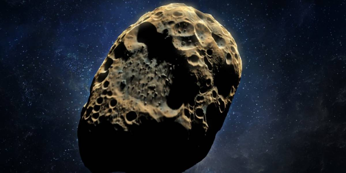 Por que um asteroide vindo de outro sistema solar viaja 'na contramão'