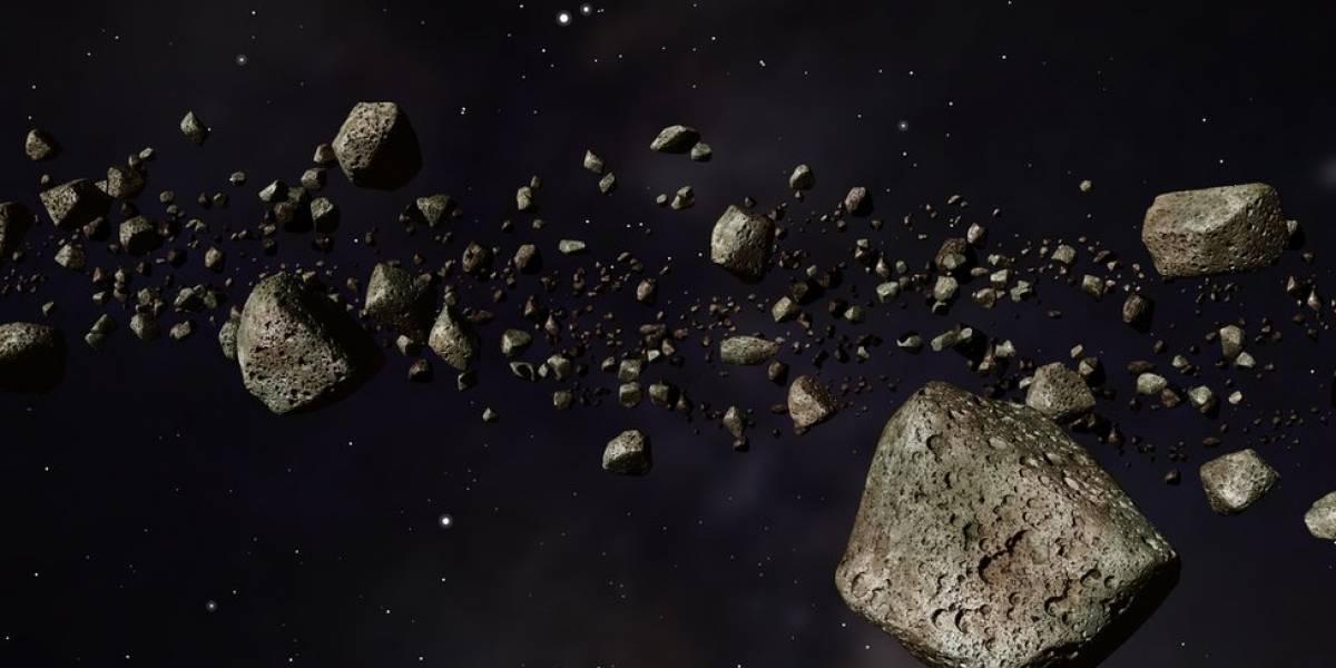 Onde estão e de que são feitos os milhares de asteroides que povoam o Sistema Solar