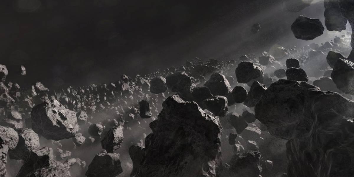Nasa descobre 10 asteróides perigosos para o planeta Terra