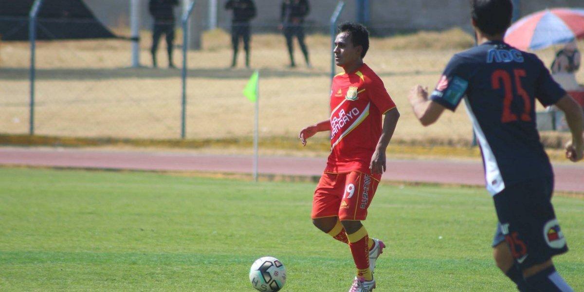 """El """"optimista"""" equipo de Sport Huancayo para desafiar a Unión Española por la Sudamericana"""