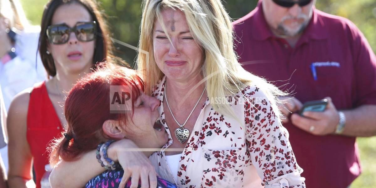 """Detienen a autor de tiroteo en escuela; hay """"varios"""" muertos"""