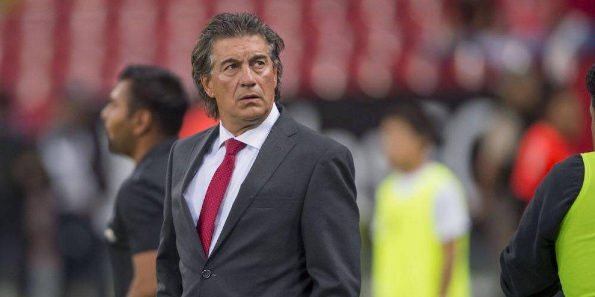 Hoy este es el equipo que hay: Rubén Omar Romano