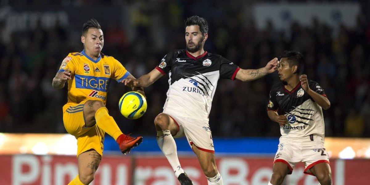 Tigres sigue sin ganar como visitante en el Clausura 2018