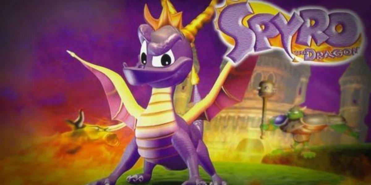 Regresa Spyro El Dragón con un súper remake