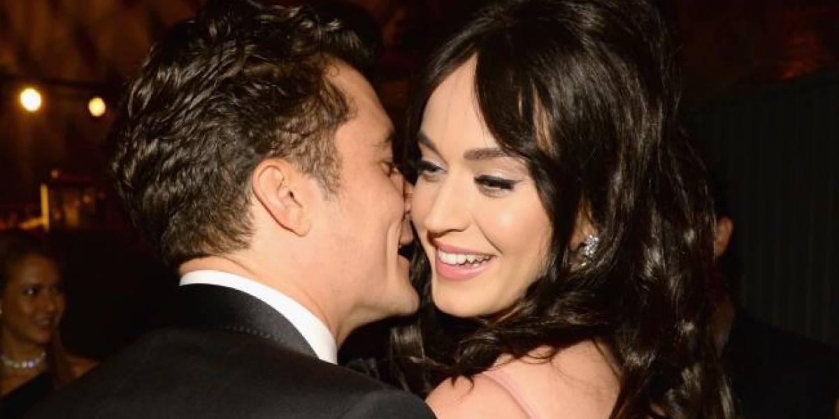 Katy Perry y Orlando Bloom podrían estar juntos de nuevo