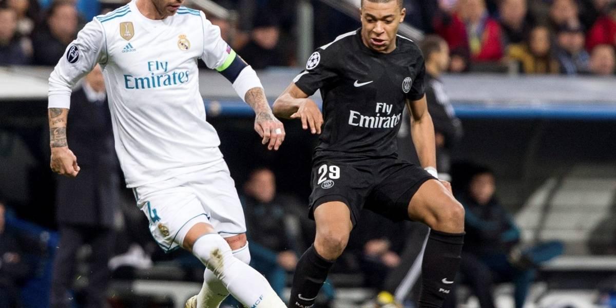 El Real Madrid remonta y derrota 3-1 al PSG