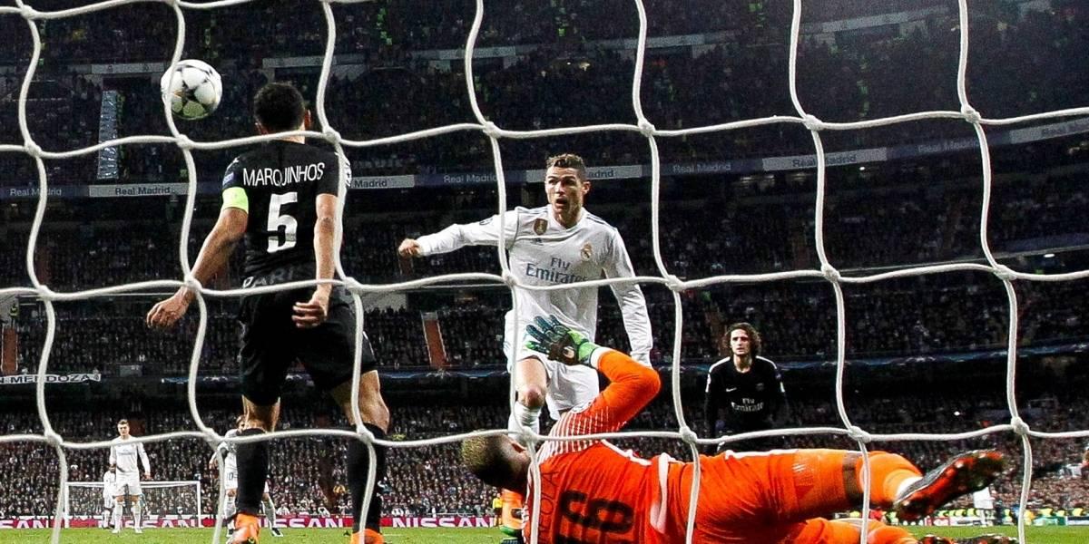 La tradición ganó y goleó en la Champions League