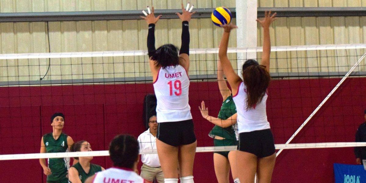 Cocodrilas de la UMET fuerzan a partido definitorio en final del voleibol