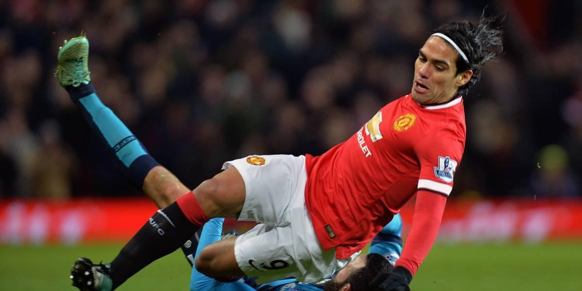 Revista inglesa pone a Falcao entre los peores jugadores de la Premier League