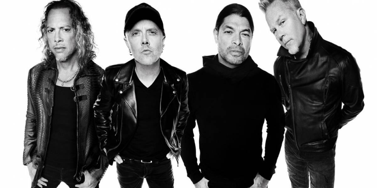 Metallica recibirá el
