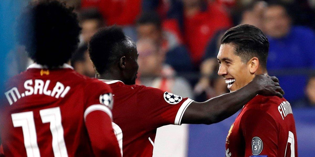 ¡Salah-Mané-Firmino! El tridente temible del Liverpool se prueba en Oporto
