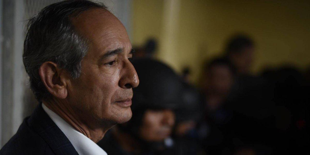 """El caso """"Transurbano"""" deja al expresidente Colom en prisión"""