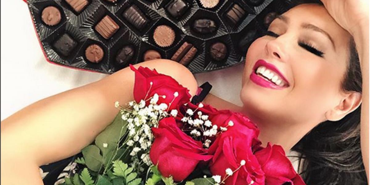 FOTOS: Famosos destilan amor en el Día de San Valentín