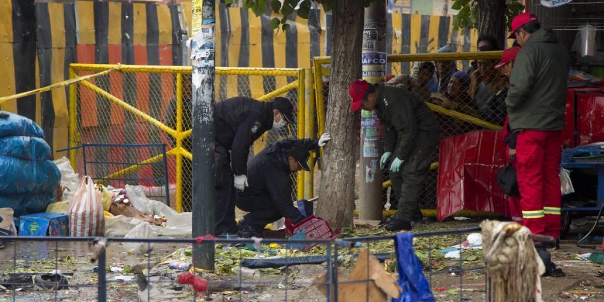Bolivia: Segunda explosión en Oruro que dejó cuatro muertos fue provocada por un explosivo