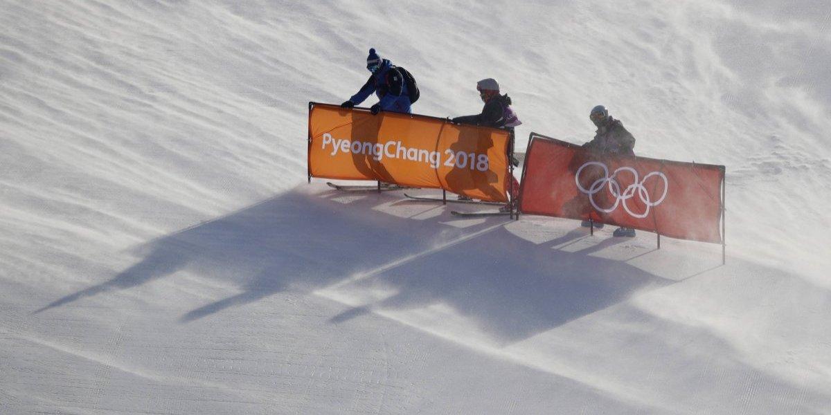 ¿Demasiado invierno en estos Juegos Olímpicos?