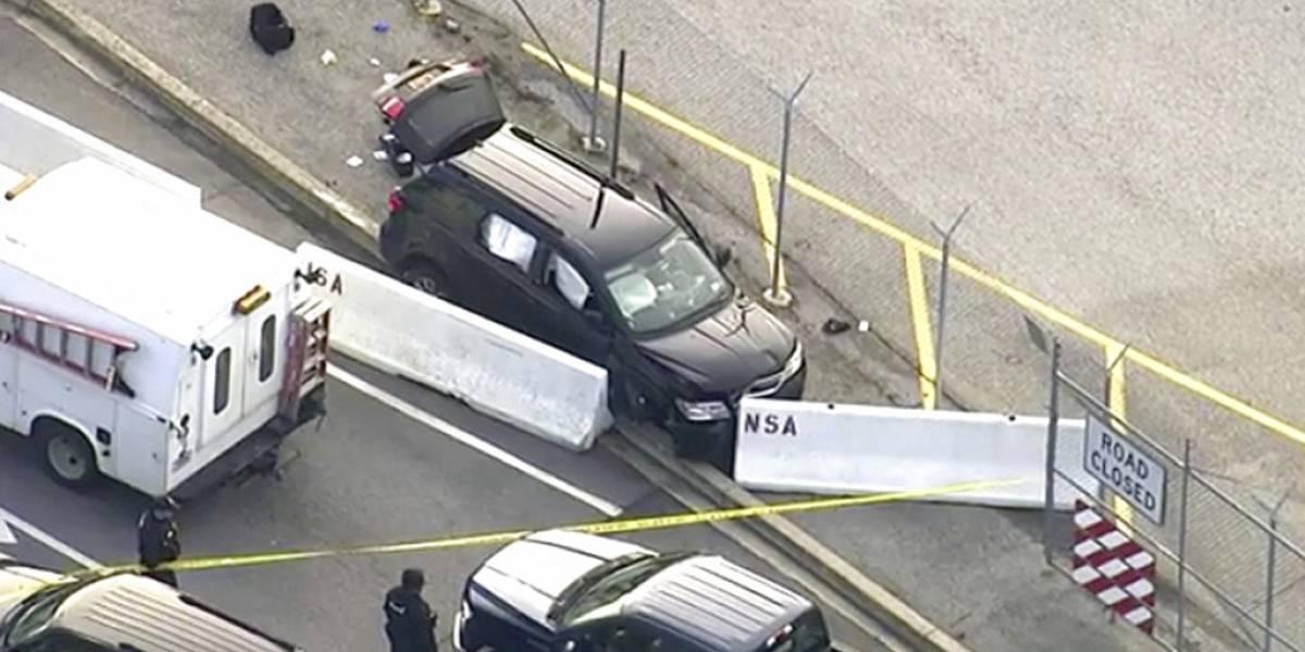 Tiroteo en al Agencia de Seguridad Nacional de EEUU deja varios heridos