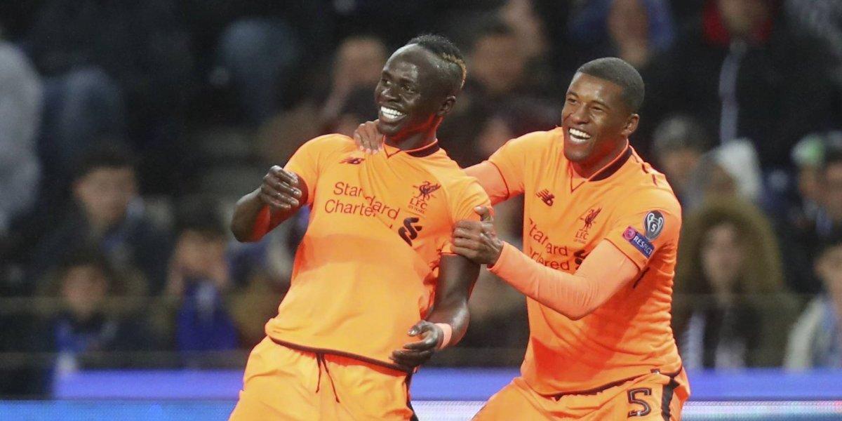 Minuto a minuto: Liverpool logra una importante victoria como visitante ante FC Porto en la Champions