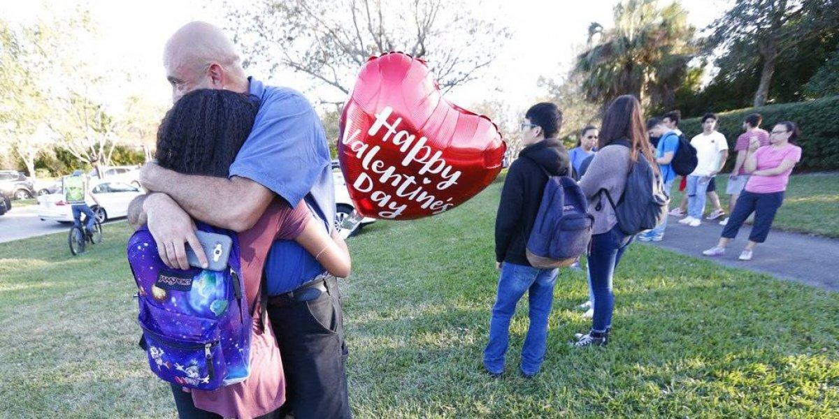 Los rostros tras el tiroteo en una escuela de Florida... la historia que se repite en EU