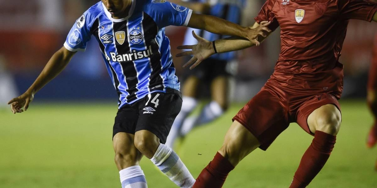 Independiente - Gremio empatan 1-1 en la ida de Recopa