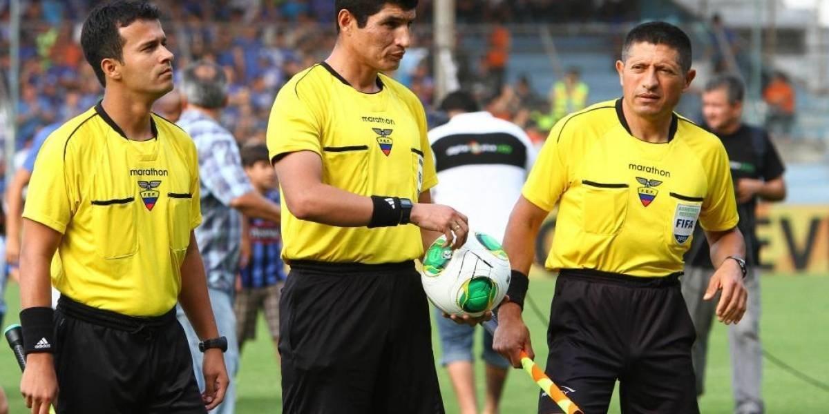 Árbitros arreglaron deuda con la Federación Ecuatoriana de Fútbol