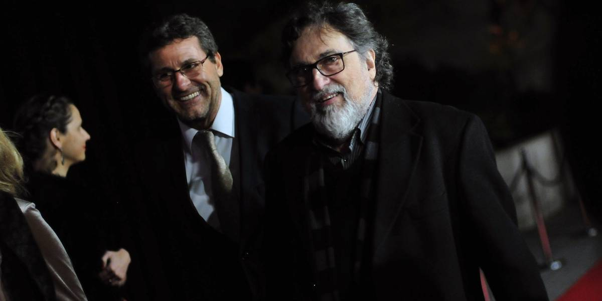 Silvio Caiozzi recibe premio a la trayectoria en Festival de Cine de Punta del Este