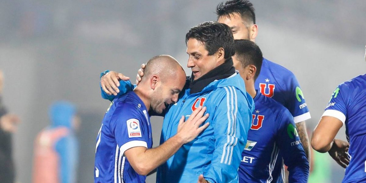 Duende para rato: Gustavo Lorenzetti extendió contrato en la U hasta fines de 2019