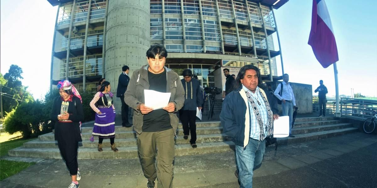 Corte de Temuco acoge querella de comuneros mapuches en contra de Carabineros