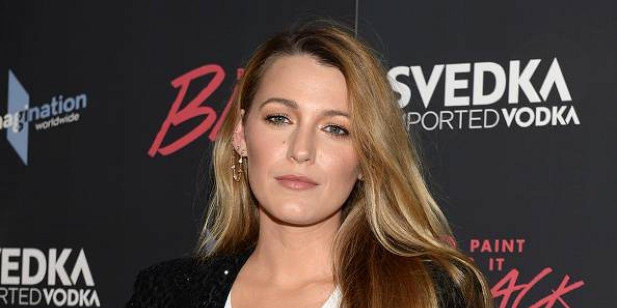 Blake Lively revela cómo perdió más de 60 libras tras su segundo embarazo