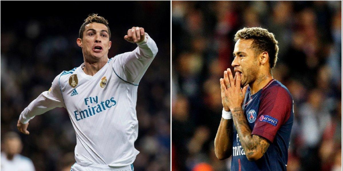 Amor al fútbol: así se jugará el Real Madrid vs París Saint Germain