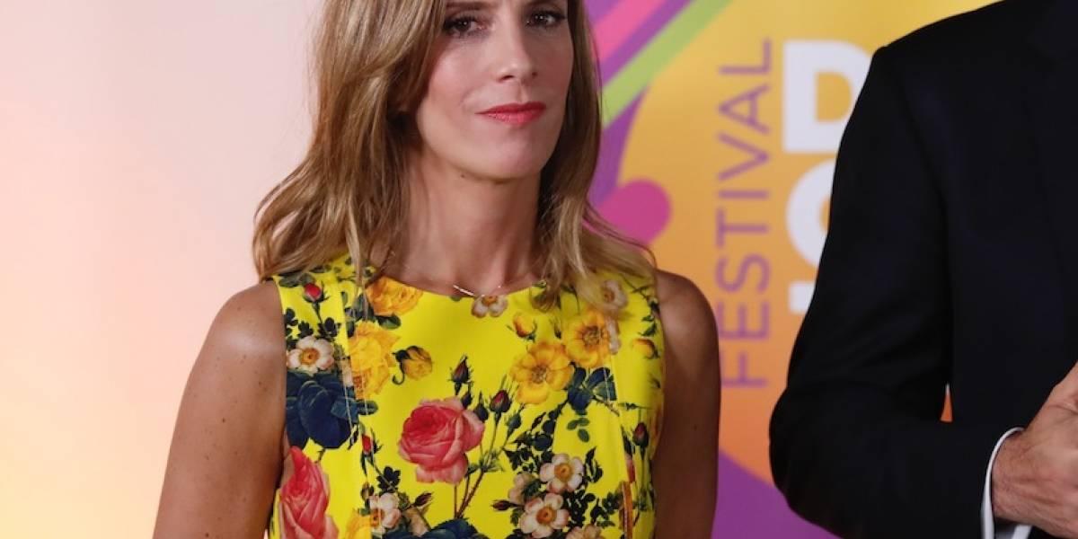"""Diana Bolocco se candidatea: """"Me encantaría animar el Festival de Viña, y lo digo sin pudores"""""""