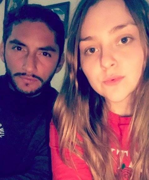 Jesús Corona y Melissa
