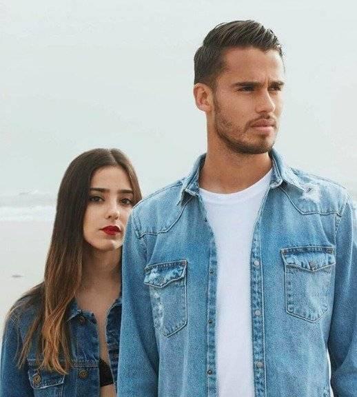 Diego Reyes y Viviana